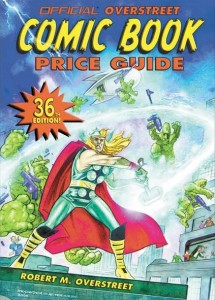 0036a 18 215x300 Overstreet Comic Book Price Guide [Magazine] V1