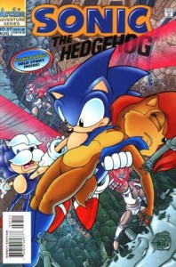 0037 218 198x300 Sonic  The Hedgehog [Archie Adventure] V1