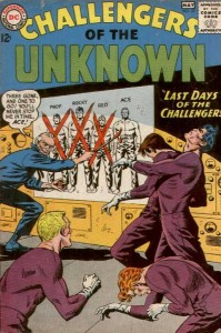 0037 46 199x300 Challengers Of The Unknown [DC] V1