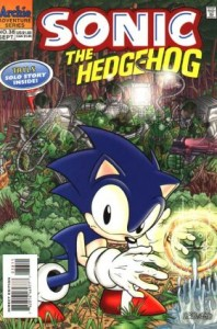 0038 212 198x300 Sonic  The Hedgehog [Archie Adventure] V1