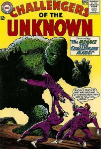 0038 43 203x300 Challengers Of The Unknown [DC] V1