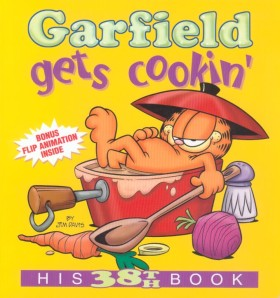 0038 96 Garfield   Collected [UNKNOWN] V1