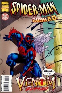0038b 22 201x300 Spider Man 2099 [Marvel] V1