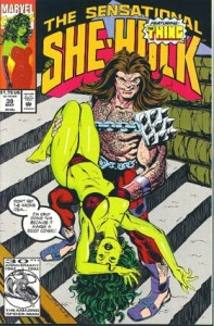 0039 200 197x300 Sensational She Hulk [Marvel] V1