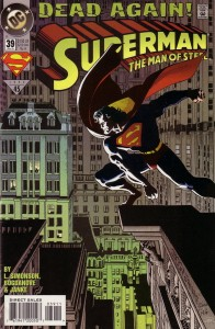 0039 237 196x300 Superman  The Man Of Steel [DC] V1