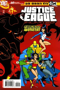 0040 129 200x300 Justice League  Unlimited [DC] V1