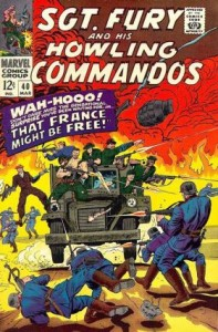 0040 189 197x300 Sgt Fury And His Howling Commandos [Marvel] V1