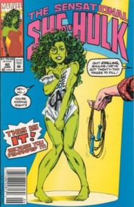 0040 190 194x300 Sensational She Hulk [Marvel] V1