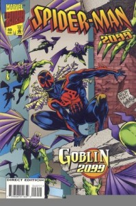 0040 199 199x300 Spider Man 2099 [Marvel] V1