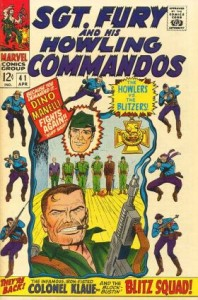 0041 177 198x300 Sgt Fury And His Howling Commandos [Marvel] V1