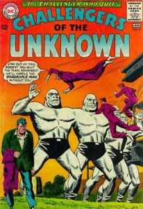 0041 43 206x300 Challengers Of The Unknown [DC] V1