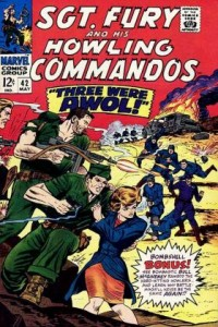 0042 177 200x300 Sgt Fury And His Howling Commandos [Marvel] V1
