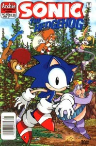 0042 184 198x300 Sonic  The Hedgehog [Archie Adventure] V1