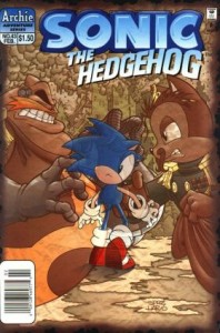 0043 189 198x300 Sonic  The Hedgehog [Archie Adventure] V1