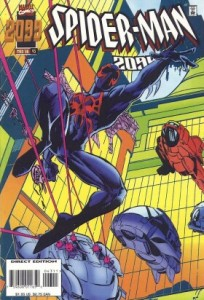 0043 190 204x300 Spider Man 2099 [Marvel] V1