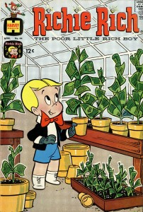 0044 163 202x300 Richie Rich  The Poor Little Rich Boy [Harvey] V1