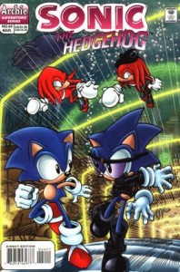 0044 181 198x300 Sonic  The Hedgehog [Archie Adventure] V1