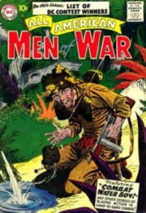 0045 16 206x300 All American Men of War [DC] V1