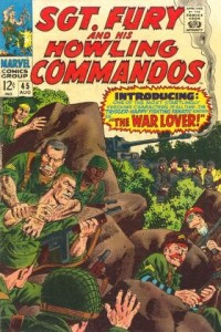 0045 176 200x300 Sgt Fury And His Howling Commandos [Marvel] V1