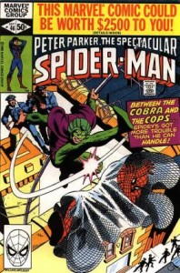 0046 181 198x300 Spectacular Spider Man [Marvel] V1