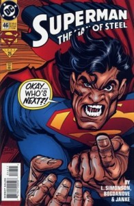 0046 197 196x300 Superman  The Man Of Steel [DC] V1