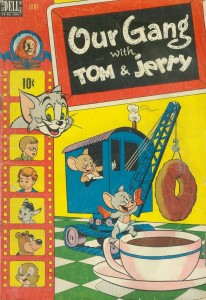0047 139 206x300 Our Gang With Tom And Jerry [Dell] V1
