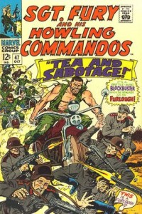 0047 161 200x300 Sgt Fury And His Howling Commandos [Marvel] V1