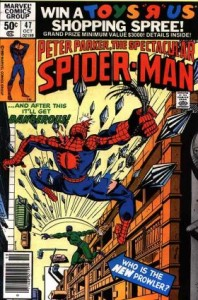 0047 175 198x300 Spectacular Spider Man [Marvel] V1