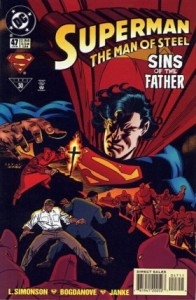 0047 192 196x300 Superman  The Man Of Steel [DC] V1