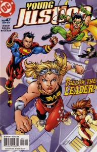 0047 238 192x300 Young Justice [DC] V1