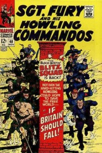 0048 154 201x300 Sgt Fury And His Howling Commandos [Marvel] V1