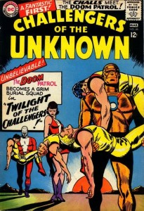 0048 35 205x300 Challengers Of The Unknown [DC] V1