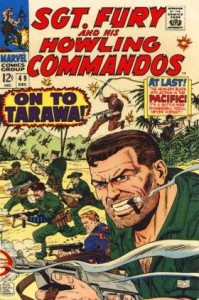 0049 162 199x300 Sgt Fury And His Howling Commandos [Marvel] V1