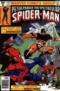 0049 174 198x300 Spectacular Spider Man [Marvel] V1