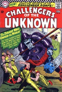 0049 39 202x300 Challengers Of The Unknown [DC] V1