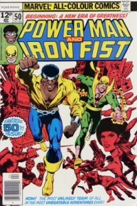 0050 142 199x300 Power Man And Iron Fist [Marvel] V1