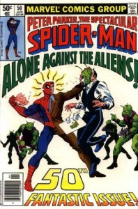 0050 170 198x300 Spectacular Spider Man [Marvel] V1