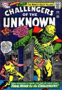 0050 43 205x300 Challengers Of The Unknown [DC] V1