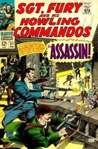 0051 147 197x300 Sgt Fury And His Howling Commandos [Marvel] V1