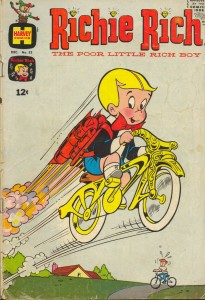 0052 139 205x300 Richie Rich  The Poor Little Rich Boy [Harvey] V1