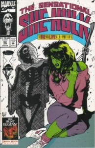 0052 149 194x300 Sensational She Hulk [Marvel] V1