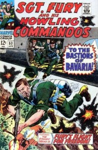 0053 140 197x300 Sgt Fury And His Howling Commandos [Marvel] V1