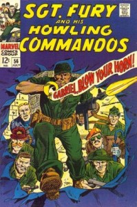 0056 138 199x300 Sgt Fury And His Howling Commandos [Marvel] V1