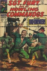 0057 136 201x300 Sgt Fury And His Howling Commandos [Marvel] V1