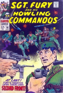 0058 141 202x300 Sgt Fury And His Howling Commandos [Marvel] V1