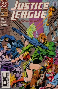 0067 79 197x300 Justice League  International [DC] V1