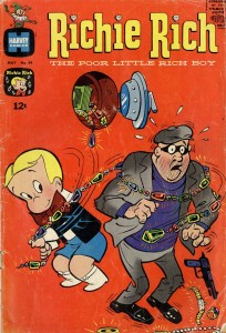 0069 104 204x300 Richie Rich  The Poor Little Rich Boy [Harvey] V1