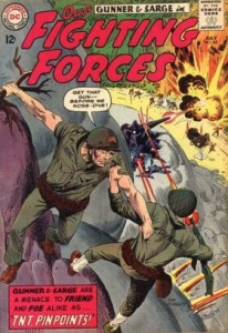 0085 78 206x300 Our Fighting Forces [DC] V1