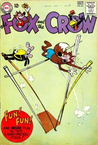 0086 44 204x300 Fox And The Crow [DC] V1