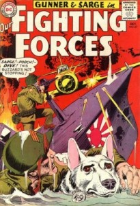 0087 76 205x300 Our Fighting Forces [DC] V1